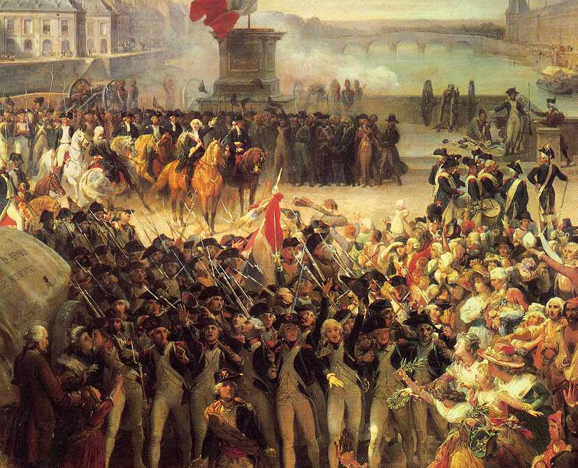 identify major social groups france eve 1789 revolution Objective: identify the major social groups in france on the eve of the 1789 revolution assess the extent to which their aspirations were achieved in the.