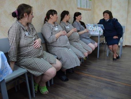 Знакомства заключенных женщин