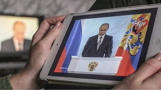 В Кремле собираются перенести президентское послание федеральному собранию на 2018 год