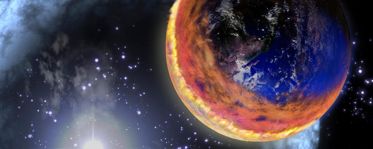 from space to earth essay