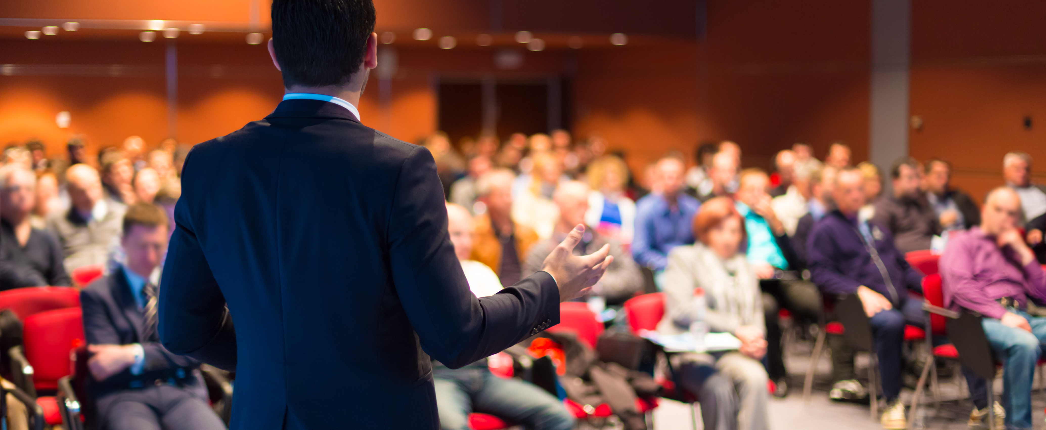professional networking plan at a conference