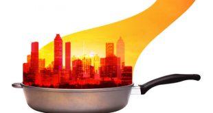 Изменение климата может «поджарить» города к 2100 году