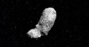 В пробах астероида Итокава обнаружена вода и органические материалы